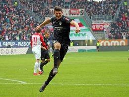 Stuttgart besiegt den Angstgegner - dank Gomez