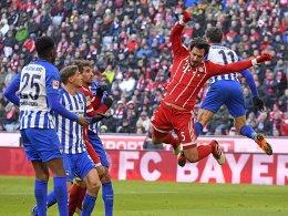 Hertha trotzt Bayern: Dardai macht es Tuchel nach