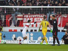 Thommys Premierentor reicht dem VfB