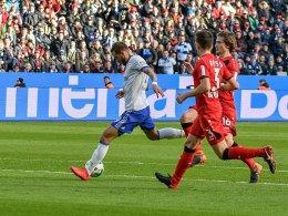 Burgstaller bringt Schalke in die Spur