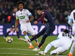 Di Maria führt PSG ins Pokalhalbfinale