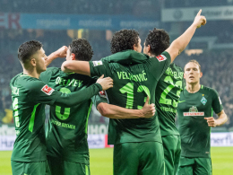 Rashicas Premierentor verschafft Werder etwas Luft