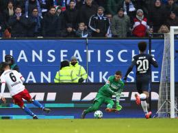 Joker Kalou sticht mitten ins HSV-Herz
