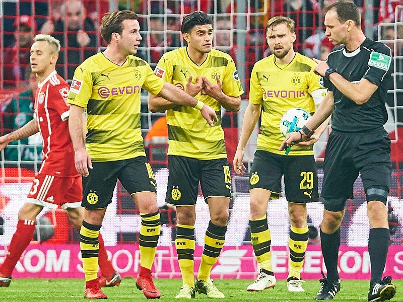 Gala im Klassiker: Bärenstarke Bayern demütigen BVB
