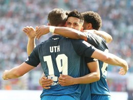 Furioses Hoffenheim feiert Kantersieg in Leipzig