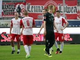 Zweiter Anzug passt nicht: VfB verliert 3:5