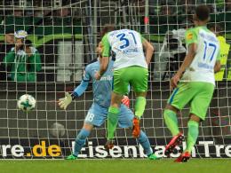 Knoche hält Wolfsburg in der Bundesliga
