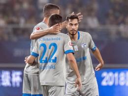 Serdar und Skrzybski treffen bei ihrem Schalke-Debüt