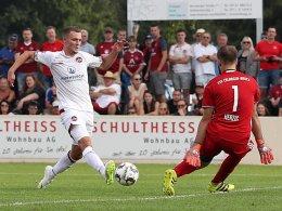 Youngster Knöll und Piwernetz treffen für Nürnberg