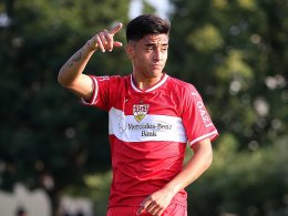 Trotz Gonzalez-Doppelpack: VfB nur 3:3 in Illertissen