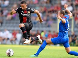Bayer besteht gegen Regionalligist Wuppertaler SV
