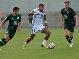 Lyon zu spielstark für Wolfsburg - nur 1:2 gegen OL