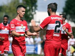 VfB schlägt Eibar - Gonzalez überzeugt auch mit Turban