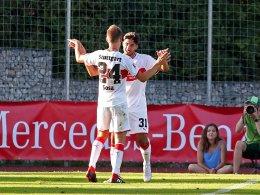 Maffeos Schlenzer leitet VfB-Sieg ein