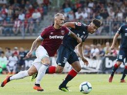 Mainz gegen West Ham: stabil, aber nicht fehlerlos