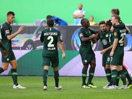 Generalprobe geglückt: 3:1 gegen Napoli