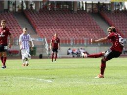 Dank Valentini: FCN gewinnt Generalprobe gegen Valladolid