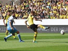 Dortmund besteht Härtetest gegen Lazio