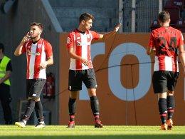 Unai Lopez verhagelt dem FCA die Generalprobe