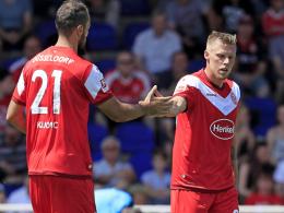 Kujovic: Mit fünf Toren schlägt's 13