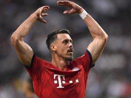 Wagner- und Müller-Doppelpack - Bayern schlägt HSV
