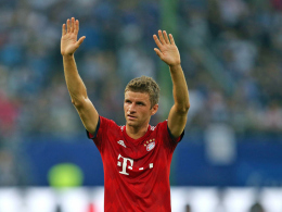 Müller trifft zum Jubiläum doppelt