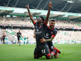 Joker Misidjan vermiest Sahin das Werder-Debüt