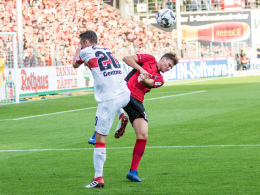 Spektakel im Breisgau: Erster Punkt für SCF und VfB