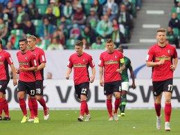 Sallais turbulentes Debüt bei Freiburgs erstem Sieg