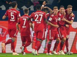 James und Lewandowski lassen Schalke abblitzen