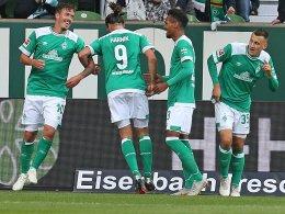 3:1 gegen Hertha: Werder Bremen schwingt das Tanzbein!