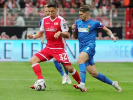 Torhüter als Torschütze! Gikiewicz rettet die Union-Serie