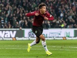 Esser hält Hannovers Derby-Sieg fest