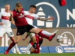 Baumgartl und Thommy lassen den VfB jubeln