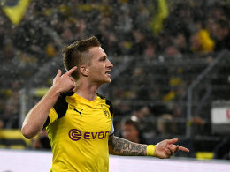 Furioser BVB! Nach Lewandowski-Doppelpack drehen Reus & Co. auf