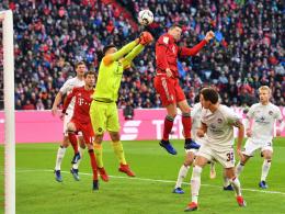 Lewandowski bringt die Bayern auf Kurs