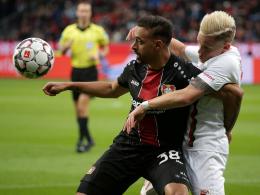 Joker Alario erlöst Leverkusen