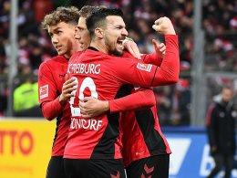 SC Freiburg überrascht den nächsten Top-Klub