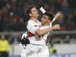 2:1 gegen Hertha - der doppelte Gomez dreht das Spiel