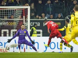 Erste Niederlage! Düsseldorf zwingt BVB in die Knie