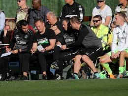 Nur Akpoguma glänzt bei Torlos-Test gegen Nijmegen