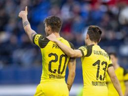 Philipp und Guerreiro bescheren BVB den zweiten Testspiel-Tagessieg