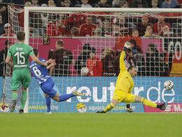 Dank Hazards Knaller: Gladbach zieht ins Finale ein