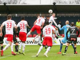 Orban köpft Leipzig zum Testspielsieg gegen Wolfsberg