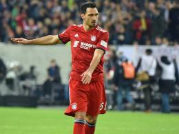 Hummels aufreizend lässig: Bayern gewinnt Telekom Cup