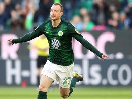 Arnold, Weghorst und Knoche lassen Wolfsburg jubeln