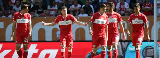 Ratlosigkeit beim VfB