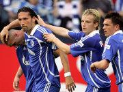 Pander, Torschütze Kuranyi, Rakitic und Bajramovic