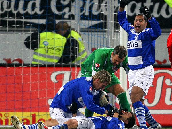 Fernando verletzt am Boden