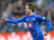 Zu früh gefreut: Sestak nach seinem Treffer zur zwischenzeitlichen 2:0-Führung